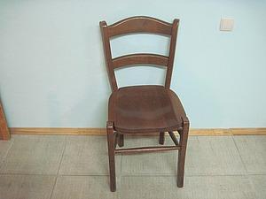 Ремонт стула с круглыми проножками с усилением. Часть 1: подготовительные работы и первое склеивание. Ярмарка Мастеров - ручная работа, handmade.