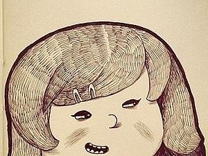 Почему девочка злится? (Мужской взгляд). | Ярмарка Мастеров - ручная работа, handmade