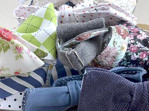Приглашаю под кат, что бы разобраться какие бывают галстуки-бабочки! | Ярмарка Мастеров - ручная работа, handmade