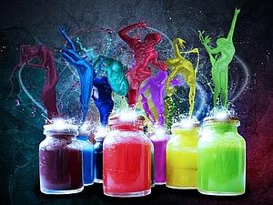 Штемпельные краски | Ярмарка Мастеров - ручная работа, handmade