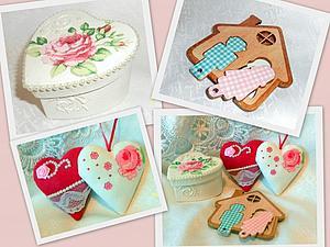 Романтичная конфетка   Ярмарка Мастеров - ручная работа, handmade