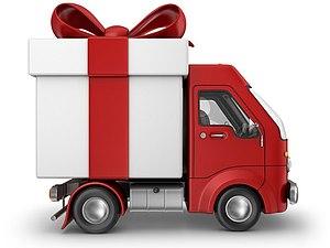Сезон бесплатной доставки или доставка в подарок | Ярмарка Мастеров - ручная работа, handmade