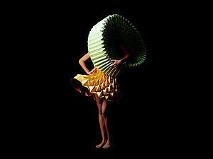Сумки, зонты и платья - аксессуары и одежда из бумаги | Ярмарка Мастеров - ручная работа, handmade