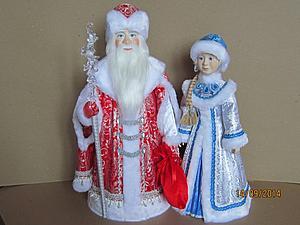 Новогодние куклы в подарок. | Ярмарка Мастеров - ручная работа, handmade
