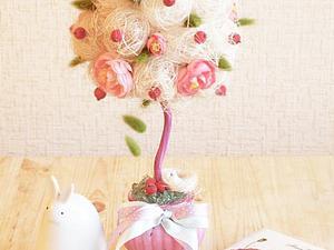 Создание дерева счастья! | Ярмарка Мастеров - ручная работа, handmade