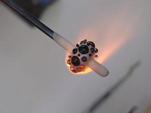 Lampwork в Екатеринбурге. Бесплатный демонстрационный мастер-класс. | Ярмарка Мастеров - ручная работа, handmade