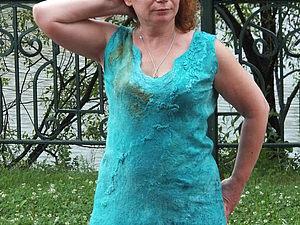 Топ или майка с построением выкройки. | Ярмарка Мастеров - ручная работа, handmade
