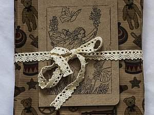 Бесплатная Красивая Упаковка Заказов | Ярмарка Мастеров - ручная работа, handmade