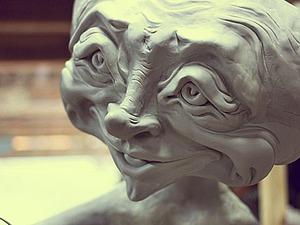 Садовая скульптура от AekaDolls