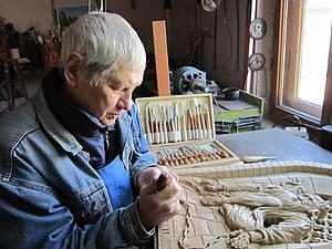 Просто чудо! Владимир Иванович Чудаков и его потрясающие работы | Ярмарка Мастеров - ручная работа, handmade