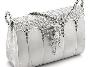 Самая дорогая сумочка в мире. | Ярмарка Мастеров - ручная работа, handmade