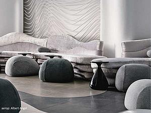 Серый цвет в интерьере - завораживает и манит.   Ярмарка Мастеров - ручная работа, handmade