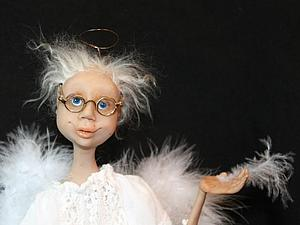 Мастер-класс по Авторской кукле из Ливингдолла. | Ярмарка Мастеров - ручная работа, handmade