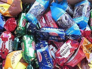 Сладкая конфетка с любовью из Риги.   Ярмарка Мастеров - ручная работа, handmade