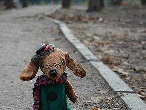 Аукцион на билет в Германию для собачули Гайки) | Ярмарка Мастеров - ручная работа, handmade