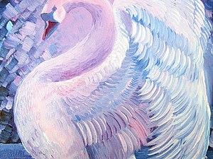 Кардины-маслом-1200р | Ярмарка Мастеров - ручная работа, handmade