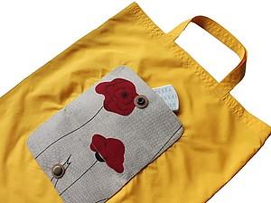 Складные сумки для покупок | Ярмарка Мастеров - ручная работа, handmade