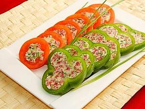 Фаршированные овощи | Ярмарка Мастеров - ручная работа, handmade