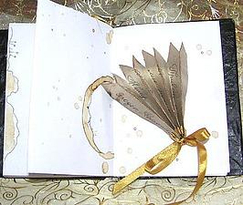 Делаем бирочки для изделий в форме веера. Ярмарка Мастеров - ручная работа, handmade.