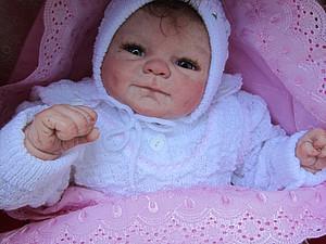 Малышка Катюша-2. Кукулы реборн Инны Богдановой. | Ярмарка Мастеров - ручная работа, handmade