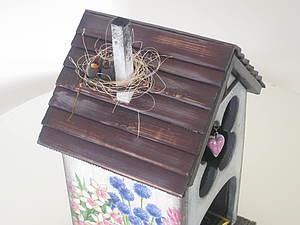 Декупаж чайного домика | Ярмарка Мастеров - ручная работа, handmade