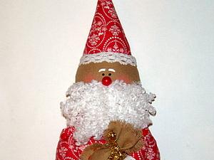Милый Санта. Ярмарка Мастеров - ручная работа, handmade.
