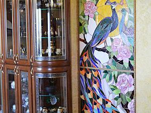 витражи в Саратове новые готовые работы   Ярмарка Мастеров - ручная работа, handmade