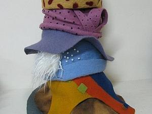 Мастер-класс по созданию войлочных головных уборов от Светланы Кот в Одессе.   Ярмарка Мастеров - ручная работа, handmade
