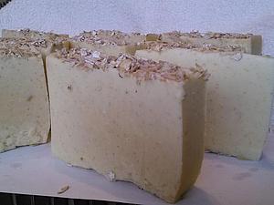 Приготовлена новая партия мыла Козье Молоко с Овсянкой для Аллергиков | Ярмарка Мастеров - ручная работа, handmade