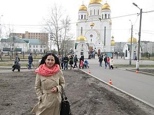 Самый красивый храм Красноярска.   Ярмарка Мастеров - ручная работа, handmade