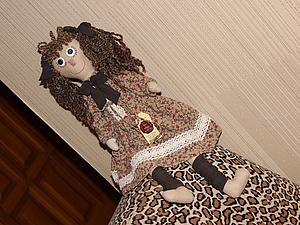 Моя новая кукла! | Ярмарка Мастеров - ручная работа, handmade