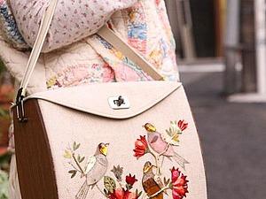 Винтажные сумки в современном мире. Ярмарка Мастеров - ручная работа, handmade.
