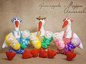 Мастер-класс по текстильным куклам в студии Ручных Игрушек   Ярмарка Мастеров - ручная работа, handmade