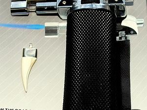 Видео-обзор бюджетной газовой горелки. Ярмарка Мастеров - ручная работа, handmade.