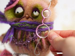 Очки для игрушки | Ярмарка Мастеров - ручная работа, handmade