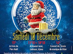 Моя первая рождественская ярмарка во Франции. Часть 1 | Ярмарка Мастеров - ручная работа, handmade