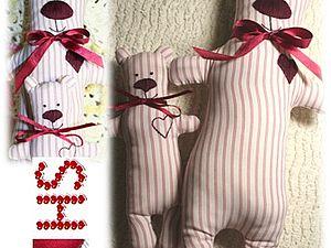 Новые мишки... | Ярмарка Мастеров - ручная работа, handmade