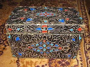 История одного сундука... | Ярмарка Мастеров - ручная работа, handmade