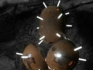 Мебель из морских мин от Мати Кармина | Ярмарка Мастеров - ручная работа, handmade