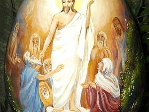 Христос Воскрес!!! | Ярмарка Мастеров - ручная работа, handmade