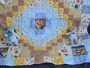 Аукцион с нуля на Слоника Тедди НиКи | Ярмарка Мастеров - ручная работа, handmade