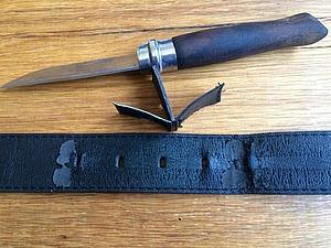 Фабричные мужские ремни, или Современные тенденции производства. Ярмарка Мастеров - ручная работа, handmade.