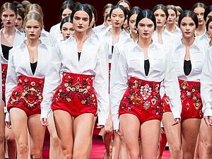 Dolce Gabbana весна-лето 2015 | Ярмарка Мастеров - ручная работа, handmade