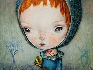 Кукольные образы от Dilka Bear | Ярмарка Мастеров - ручная работа, handmade