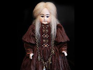 Создаем куклу в антикварном стиле, или Как родилась Грета. Ярмарка Мастеров - ручная работа, handmade.