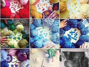 Knitting rainbow | Ярмарка Мастеров - ручная работа, handmade