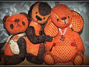 Апельсиновая Дружба! | Ярмарка Мастеров - ручная работа, handmade