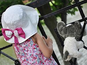 Конкурс Дети - это...   Ярмарка Мастеров - ручная работа, handmade