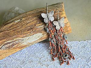 Делаем серьги из самых необычных материалов — радиодеталей. Ярмарка Мастеров - ручная работа, handmade.