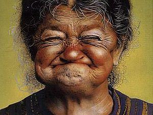Бабушка   Ярмарка Мастеров - ручная работа, handmade